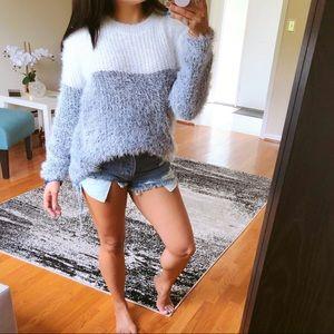Sweaters - SALE* fuzzy sweater LAST1